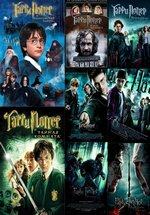 Антология Гарри Поттер — Harry Potter (2001-2011) 1,2,3,4,5,6,7,8 фильмы